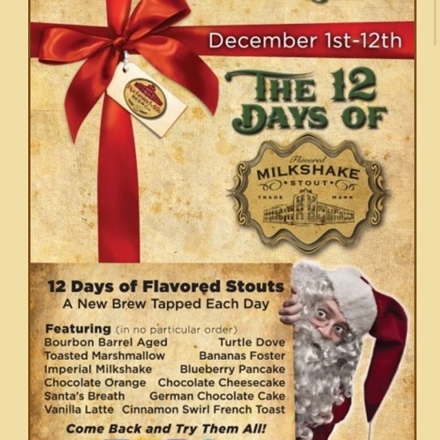 Oksotheres this 12daysto12steps stoutheaven stout bb milkshakebringsalltheboystotheyard rochester rochestermillsbeerco rochestermillsbeerhellip